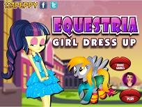 Equestria Girl de Imbracat