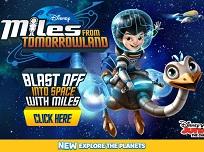 Exploreaza Spatiul cu Miles