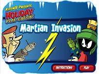 Familia Jetson si Invazia Martienilor