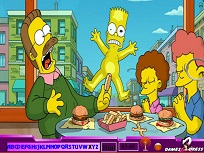 Familia Simpson si Literele Ascunse