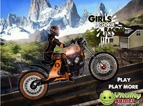 Fata cu Motocicleta