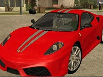 Ferrari si Cheile Ascunse