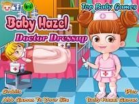 Fetita Hazel Doamna Doctor