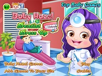 Fetita Hazel Dentist