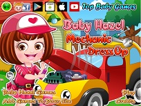 Fetita Hazel Mecanic