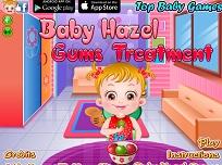 Fetita Hazel Tratamentul Gingiilor