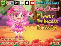 Fetita Hazel Zana Florilor