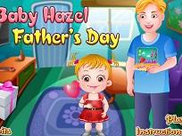Fetita Hazel de Ziua Tatalui