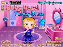 Fetita Hazel si Balul Mascat