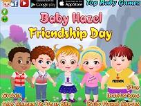 Fetita Hazel si Ziua Prieteniei