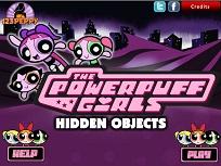Fetitele Powerpuff Obiecte Ascunse