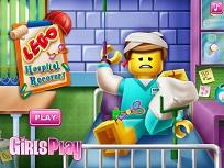 Figurina Lego la Spital