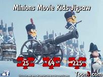 Filmul Minioni Puzzle