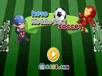 Fotbal cu Avengers