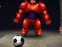 Fotbal cu Baymax
