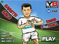 Fotbal cu Gareth Bale