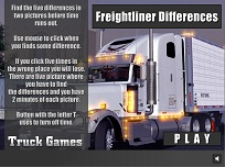 Freightliner Diferente