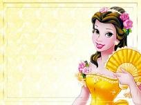 Frumoasa Belle Puzzle