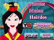Frumoasa Mulan la Coafor
