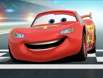 Fulger McQueen Lightning Speed