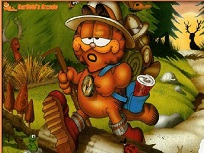 Garfield Cauta Numerele