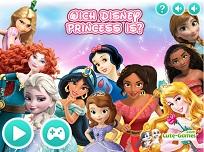 Ghiceste Printesa Disney