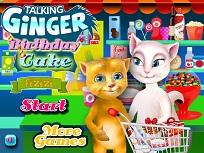 Ginger si Tortul Aniversar
