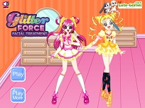 Glitter Force Tratamente Faciale