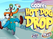Goofy Livreaza Hot Dog