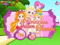 Grupul Printeselor Blonde