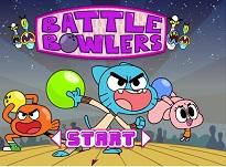 Gumball Lupta la Bowling
