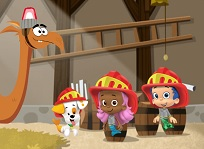 Bubble Guppies Pompieri