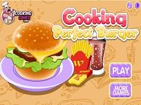 Hamburgerul Perfect