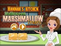 Hannah si Bezelele de Halloween