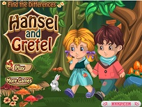 Hansel si Gretel Diferente