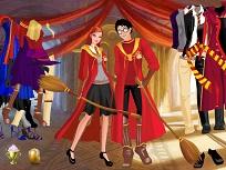 Harry si Ginny