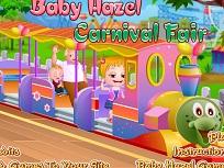 Hazel, Matt si Bunicul la Carnaval