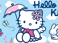 Hello Kitty Test de Matematica