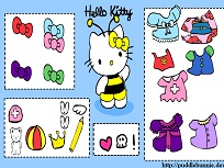 Hello Kitty de Costumat