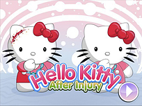 Hello Kitty se Loveste