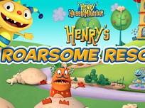 Henry Dragomonstrul Misiune de Salvare