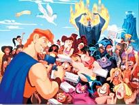 Hercules si Autografele