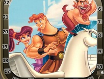 Hercules si Numerele Ascunse