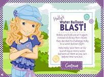 Holly Hobbie si Baloanele cu Apa