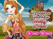 Holly O Hair la Jocurile Dragonilor