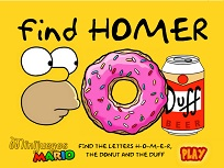 Homer si Literele Ascunse