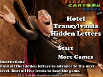 Hotel Transylvania si Literele Ascunse