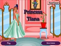 Imbrac-o pe Printesa Tiana