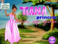 Imbrac-o pe Tiana