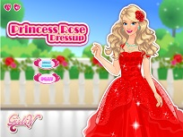 Imbraca Printesa Rose